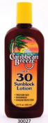 Caribbean Breeze-SPF 30 SunScreen Lotion, 8.5 oz