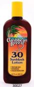 Caribbean Breeze-SPF 30 SunScreen Lotion, 8.5 oz