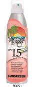 Caribbean Breeze-SPF 15 Continuous Tropical Mist SunScreen, 6 oz