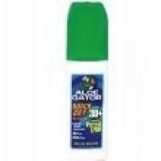 Aloe Gator SPF 30+ Quick Dry Pump Spray
