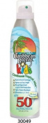 Caribbean Breeze-SPF 50 Kids Continuous Tropical Mist SunScreen, 6 oz