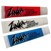 Zinka Independence Day Coloured Nosecoat 20ml Tube - Patriotic 3 Pack