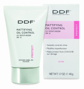 DDF Mattifying Oil Control SPF 15, 50ml