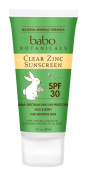 Babo Botanicals Clear Zinc Sunscreen SPF30