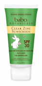 Babo Botanicals Clear Zinc Sunscreen SPF30