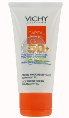 vichy capital soleil max protection spf 50 face cream by. Black Bedroom Furniture Sets. Home Design Ideas