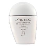 Shiseido Urban Environment Oil.Free UV Protector SPF 42 PA+++ 30ml