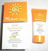 Minus-sun Facial Sun Protection SPF 40+++