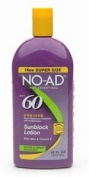 No-Ad Sunblock Lotion UVA/UVB SPF 60 - 470ml