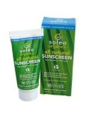 Soleo Organics - All Natural Sunscreen SPF 30+, 80ml