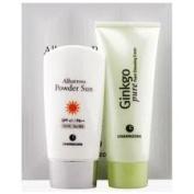 Korean Cosmetics_Charmzone Albatross Powder Sun Special Set