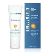 Bioelements Raydefense Broad Spectrum SPF 30 Sunscreen, 120ml