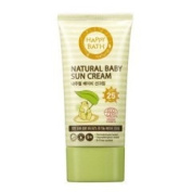 Amore Pacific Happy Bath Natural Baby Sun Cream (spf 25, pa++)_60ml
