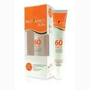 Provamed SUN SPF 60 Uva/uvb Face NON Chemical Sunscreen Sunblock Silky Base 30gamazing of Thailand