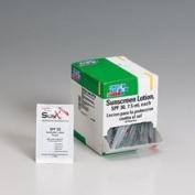 Sunscreen pouch- 30 SPF- 5ml (7 grammes)- 50 per dispenser box