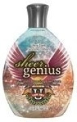 Tan Inc Tan Asz U Sheer Genius 50 Credit Bronzer Tanning Lotion 400ml