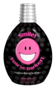 Smile! You're Darker! - Maximum Bronzing Accelerator (Sunbed Tanning Lotion) - 400ml