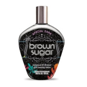 Tan Inc. Special Dark Brown Sugar 45 Bronzer Dark Tanning Lotion - 400ml