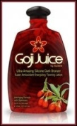 2010 Squeeze GOJI JUICE Bronzer Firming Tanning Lotion 400ml