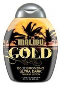 Flavours Malibu Gold 50X Bronzing Ultra Dark Tanning Lotion, 250ml