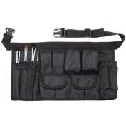 Seya Professional Makeup Bag, Tool Belt/Apron Black, 60mls