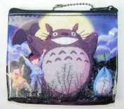 Totoro Small Cosmetic / Coin Bag - Acorn