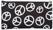 Peace Sign Cosmetic Bag Small909