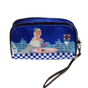 Starry Eyed Romantic Medium Cosmetic Case Wrislet