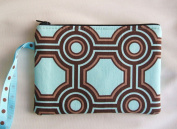 Flax Multi Use Pouch or Cosmetic Bag