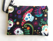 New Floral Pouch, Cosmetic Bag