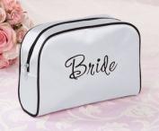 Bride White Medium Travel Bag