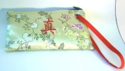 Zhen Signature Cosmetic Wrist Bag