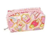 Sanrio All Charactters Hello Kitty & Friends Cosmetic Pouch Bag