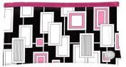 Cris Notti Pink Windows Accessory Case