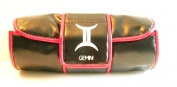 Inspiration Star Sign Black Accessory Cosmetic Case - Gemini
