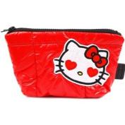 Sanrio Original Hello Kitty Cosmetic Pouch Quilt