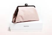 Valentino Valentina Pink Clutch Purse Cosmetic Case
