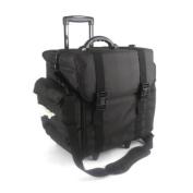 Multifunctional Trolley Case Black