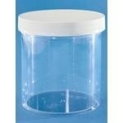 Tolco Clear Jar 1/120ml (3pk)