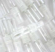 15Pc Zink Colour 10Ml Clear Spray Plastic Bottle With Snap On Cap