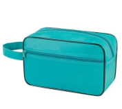 Fantasybag Convenient Toiletry & Travel Kit-Teal,TK-1722