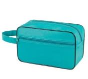 Fantasybag Convenient Toiletry & Travel Kit-Teal,TK-1722