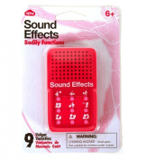 Sound Effects - Bodily Functions