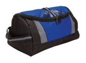 Simple Travel Hanging Toiletry Case : Blue