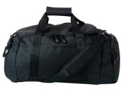 Joe's USA - Gym Bag Duffle Workout Sport Bag - Black