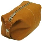 Floto Parma Edition Italian Leather Calf-Skin Travel Kit