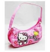 Sanrio Hello Kitty Handbag Pink/white