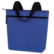 Yens® Fantasybag Promotional Zip Tote, SB-28 Royal Blue