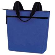 Yens® Fantasybag Promotional Zip Tote, SB-28 Royal Blue