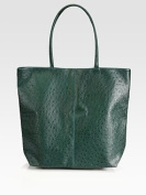 SAKS FIFTH Cosmetics Bag -GREEN -GWP